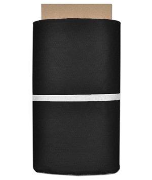 Black Nylon Netting Fabric