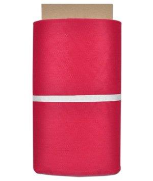 Garnet Nylon Netting Fabric