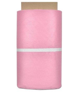 Rose Bud Nylon Netting Fabric