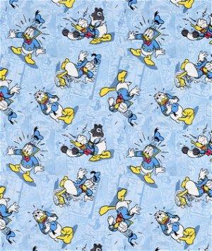Springs Creative Disney Donald Duck Faces Fabric