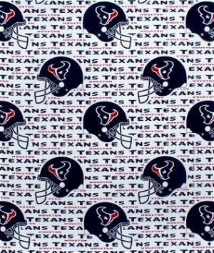 Houston Texans NFL Cotton Fabric