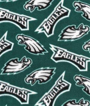 Philadelphia Eagles NFL Fleece Fabric