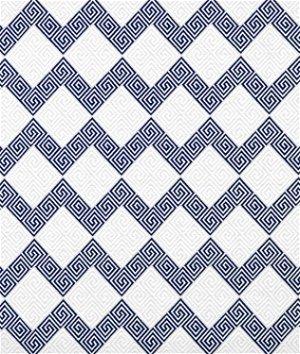 Waverly On Key Navy Fabric