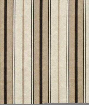 Waverly Newberry Stripe Linen Fabric