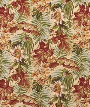 Waverly St. Croix Sun N Shade Cinnabar Fabric