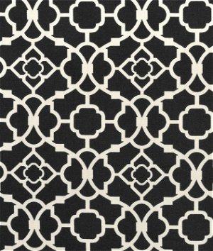 Waverly Lovely Lattice Caviar Fabric