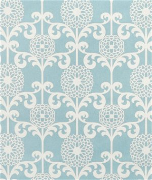 Waverly Fun Floret Spa Fabric