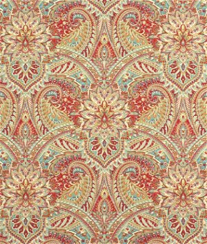Waverly Swept Away Berry Fabric