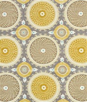 Waverly Bohemian Swirl Pumice Fabric