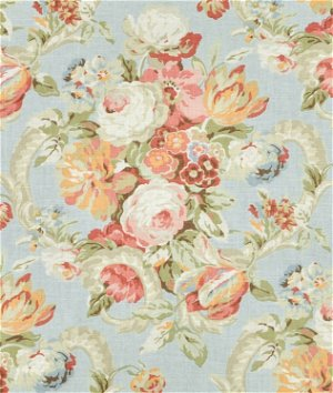 Waverly Spring Bling Vapor Fabric