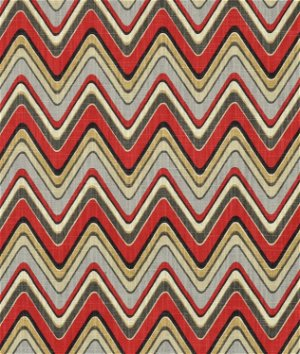 Waverly Sand Art Graphite Fabric