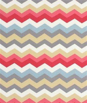 Waverly Panama Wave Sun N Shade Peachtini Fabric