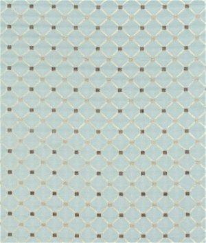 Fabricut Trend 02104 Robins Egg Fabric