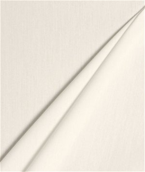 Roclon Supra-lon Ivory Drapery Lining Fabric
