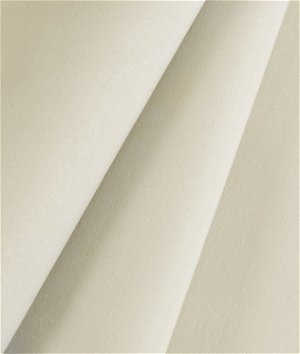Roclon Budget Blackout White/Ecru Drapery Lining Fabric