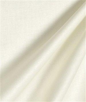 Roclon Rain No Stain Ivory Drapery Lining Fabric