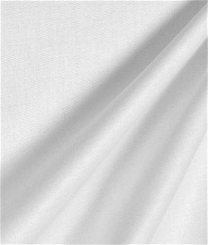 Roclon Rain No Stain White Drapery Lining Fabric