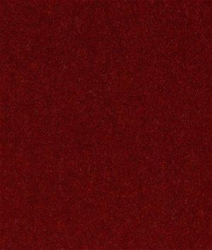 JB Martin Nevada Mohair Velvet Red Pepper Fabric
