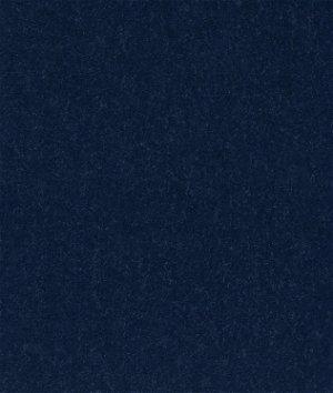 JB Martin Nevada Mohair Velvet Lapis Fabric