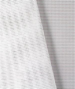 White 9x9 Vinyl Coated Mesh Fabric