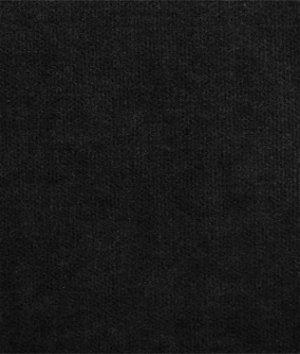 JB Martin Como Velvet Black Fabric