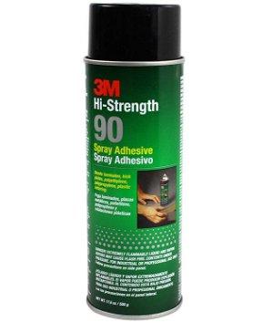 3M Hi-Strength 90 Spray Adhesive - 17.6