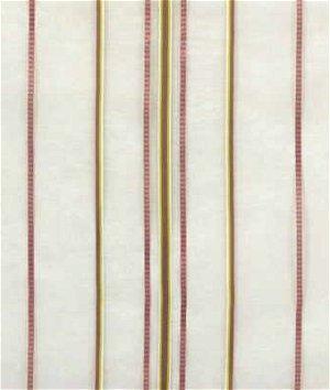 Kravet 9232.17 Bel Air Stripe Berry Fabric