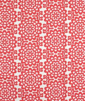 Amy Butler Wall Flower Cherry Fabric
