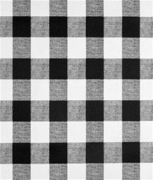 Premier Prints Anderson Black Fabric
