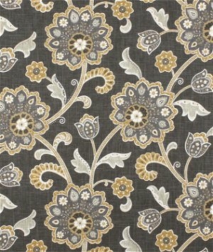 Braemore Ankara Noir Fabric