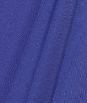 6 Oz Royal Blue Poly Spandex Fabric