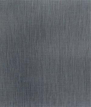 Charcoal Linen Scrim Fabric