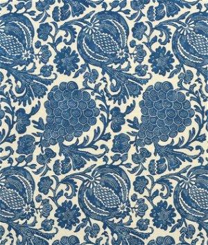 P. Kaufmann Batik Indigo Fabric