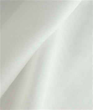 Hanes 118 Inch Winter White Batiste Fabric