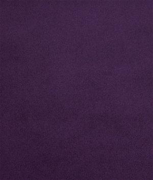Bella Velvet Aubergine Fabric