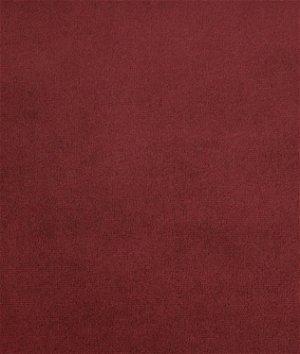 Bella Velvet Berry Red Fabric