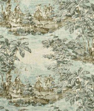 Covington Bosporus Flax Fabric