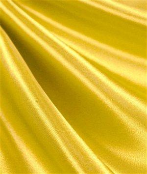 Yellow Satin Fabric