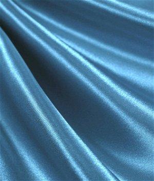 Turquoise Satin Fabric