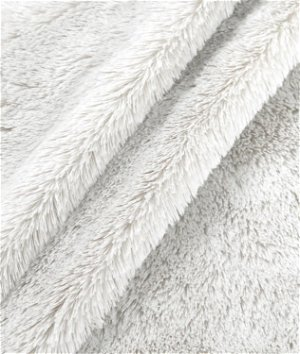 Ivory Bear Skin Fabric