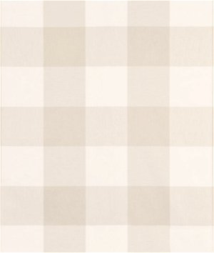 P. Kaufmann Buffalo Check Linen Fabric