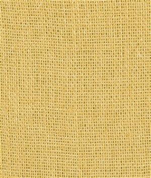 Butter Burlap Fabric
