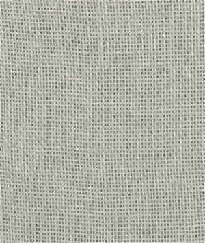 Light Gray Burlap Fabric