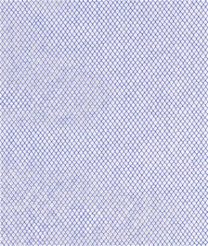 Royal Blue Nylon Small Weave Crinoline Fabric
