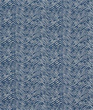 Premier Prints Cameron Premier Navy Slub Fabric