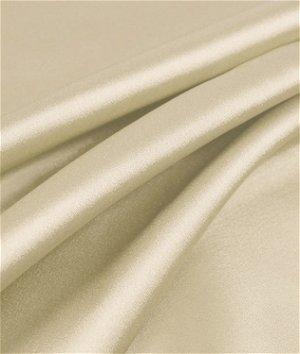 Sand Charmeuse Fabric