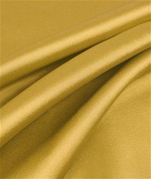 Dark Gold Charmeuse Fabric