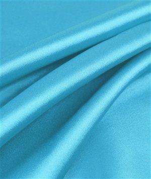 Turquoise Charmeuse Fabric