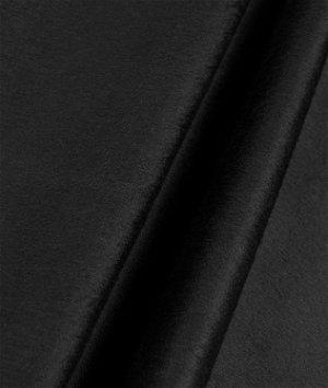 16 Oz Black FR Commando Cloth Fabric