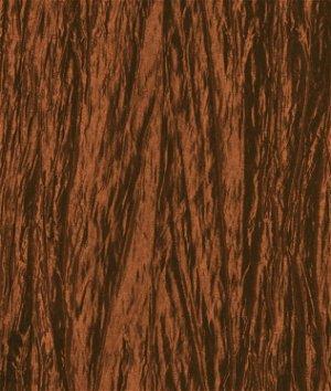 Bronze Crushed Taffeta Fabric